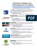 2020 ucps elementary databases and extended learning resources for students