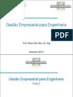 Aula 2 GestEmpr 2019-1 Turma 470