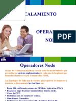 ESCALAMIENTO NODO Y ADICION CUPO TEL IP