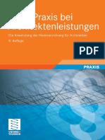 HOAI Praxis bei Architektenleistungen.pdf