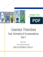 Generator Protection _Doble Engineering