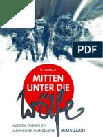 Mitten unter die Wölfe