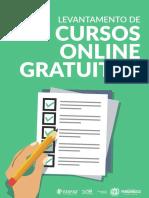 Lista de cursos on line gratuitos