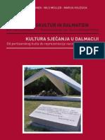 kultura sjećanja u dalmaciji