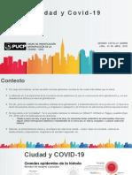 Castillo_2020_Ciudad y COVID-19_presentación