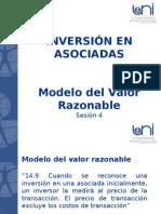 INVERSIÓN EN ASOCIADAS - Modelo del Valor Razonable.ppt