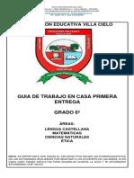 1º ENTREGA GUIA PARA TRABAJO EN CASA DE LENGUA CASTELLANA GRADO 6º.pdf