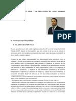 EL JUICIO EJECUTIVO FISCAL Y LA PROCEDENCIA DEL JUICIO ORDINARIO POSTERIOR