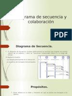 DIAGRAMA DE SECUENCIA Y COLABORACIÓN