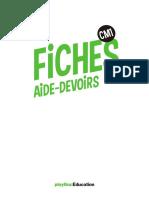 Mes fiches aide-devoirs - CM1.pdf