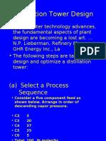 Distillation_Tower_Design