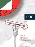 Gastronomia Balnearios. paseos_gastronomicos zaragoza