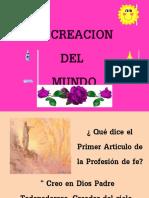6 La creación