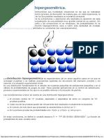 Modelo Estadística