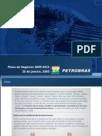 Plano de negócios da Petrobras_2009-2013