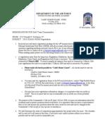 NIDM Registration 2010