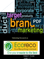 126 Marketing Ecoreco