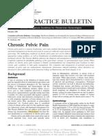 Chronic Pelvic Pain - ACOG Practice Bulletin.pdf