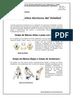 COMPRIMIDO PDF REDUCIDO VOLEIBOL GRADOS 6º, 7º, 9º  ACTIVIDAD Nº 1 Fundamentos técnicos del Voleibol-convertido-comprimido