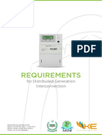 KE requirements for Distributed Generation Interconnection.pdf