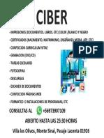 cartel ciber