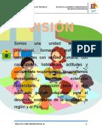 estructura para el protafolio de practicas