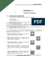 CAP 7 - Sistemas de Iluminación