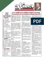 Datina - Ediție Națională - 02-03.05.2020 - prima pagină