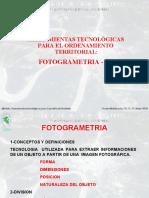 2 FOTOGRAMETRIA - GPS