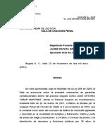 CORTE SUPREMA DE JUSTICIA Sentancia homicidio tentativo y porte arma de fuego.docx