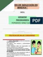 Politicas de Seguridad en Mineria
