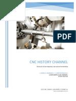 ACTIVIDAD 2 RESUMEN CNC HISTORY CHANNEL