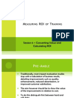 ROI Of Training 05