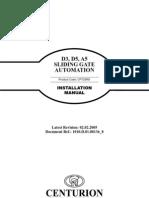 English D3,D5,A5 Installation Manual Pre Feb 2005CS19 C4CC5~1