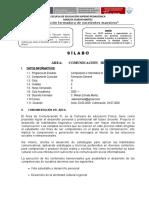 SILABO COMUNICACIÓN III - COMPUTACIÓN  III  20200.docx