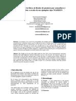 Aplicación de la física al diseño de puentes por armadura y construcción a escala de un ejemplar tipo WARREN