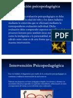 Bases psicopedagógicas y criterios de diagnóstico.