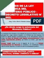decretolegislativo Nº 052