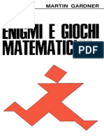 Martin Gardner - Enigmi e Giochi Matematici 2 (1973)