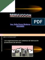1. Servuccion Proceso creacion servicios
