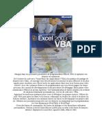 Excel 2003 VBA