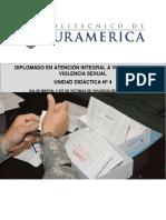UNIDAD DIDÁCTICA 4. DIPLOMADO EN VICTIMAS DE LA VIOLENCIA SEXUAL