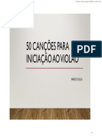 [cliqueapostilas.com.br]-50-cancoes-para-iniciacao-ao-violao