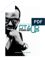 Stand Up Stand Out