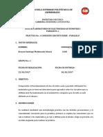 PRÁCTICA No. 1-CONEXIÓN CIRCUITO SERIE - PARALELO