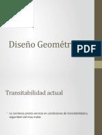 Diseño Geometrico