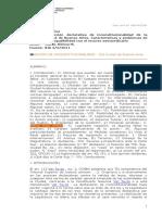 La acción declarativa de inconstitucionalidad de la Ciudad de Buenos Aires. Características y problemas de la compatibilidad con el recurso extraordinario