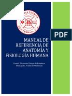 Mr - Anatomía y Fisiología