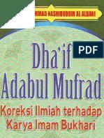Dhaif Adabul Mufrad --- Al Albani