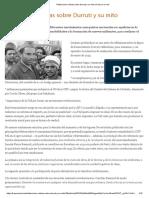 Reflexiones críticas sobre Durruti y su mito _ Kaos en la red